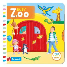 Busy: Zoo - фото книги