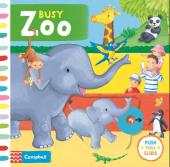 Busy Zoo - фото обкладинки книги
