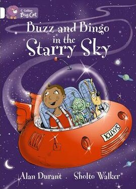 Buzz and Bingo in the Starry Sky - фото книги