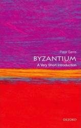 Byzantium: A Very Short Introduction - фото обкладинки книги