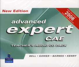 CAE Expert New Teacher's CD Pack (книга вчителя) - фото книги