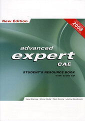 CAE Expert New Work book without key+CD (робочий зошит+аудіодиск) - фото обкладинки книги