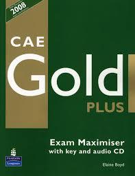 CAE Gold PLus Maximiser and CD with key Pack (підручник+робочий зошит) - фото книги