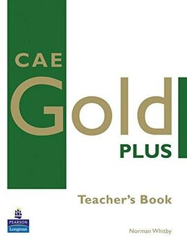 CAE Gold Plus Teacher's Book (книга вчителя) - фото книги
