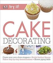Cake Decorating - фото обкладинки книги