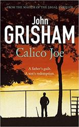 Calico Joe - фото обкладинки книги