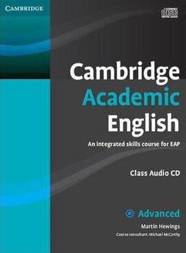 Cambridge Academic English C1 Advanced Class Audio CD and DVD Pack: An Integrated Skills Course for EAP - фото книги