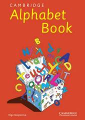 Cambridge Alphabet Book - фото обкладинки книги