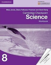 Cambridge Checkpoint Science. Level 8. Workbook - фото обкладинки книги