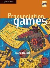 Cambridge Copy Collection: Pronunciation Games - фото обкладинки книги