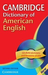 Cambridge Dictionary of American English Camb Dict American Eng with CD 2ed