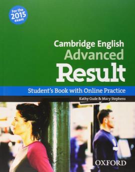 Cambridge English Advanced Result: Student's Book with Online Skills Practice (підручник) - фото книги