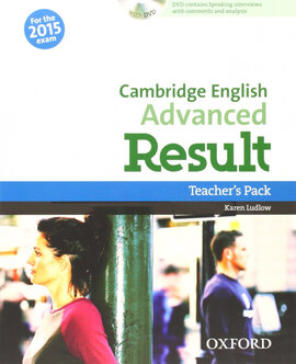 Cambridge English Advanced Result: Teacher's Book with DVD-ROM (книга вчителя з диском) - фото книги