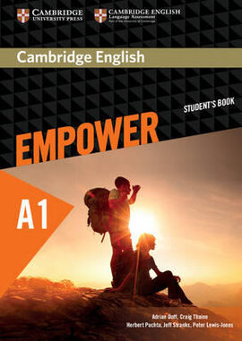 Cambridge English Empower A1 Starter Student's Book (підручник) - фото книги