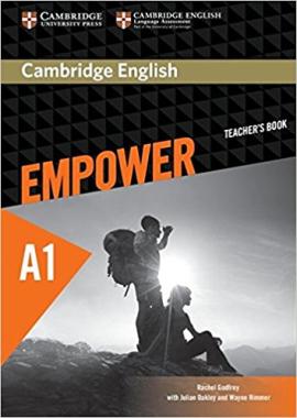 Cambridge English Empower A1 Starter Teacher's Book (книга вчителя) - фото книги