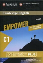 Cambridge English Empower Advanced Presentation Plus (with Student's Book and Workbook) - фото обкладинки книги