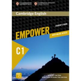 Cambridge English Empower Advanced Student's Book+Online Assessment+Work Book (підручник) - фото книги
