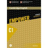 Cambridge English Empower Advanced Work Book with Answers + Online Audio (робочий зошит) - фото обкладинки книги