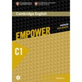 Cambridge English Empower Advanced Work Book with Answers + Online Audio (робочий зошит) - фото обкладинки книги