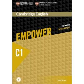 Cambridge English Empower Advanced Work Book with Answers + Online Audio (робочий зошит) - фото книги