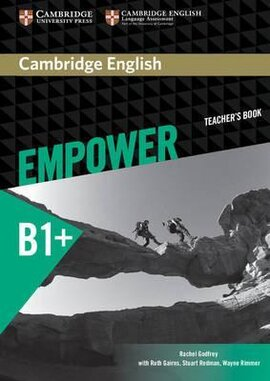 Cambridge English Empower B1+ Intermediate Teacher's Book (книга вчителя) - фото книги