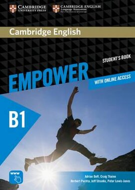 Cambridge English Empower B1 Pre-Intermediate Student's Book with Online Assessment and Practice, and Online WB - фото книги