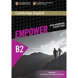 Cambridge English Empower B2 Upper-Intermediate Teacher's Book (книга вчителя)) - фото книги