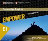 Cambridge English Empower C1 Advanced Class Audio CDs (4) - фото обкладинки книги