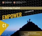 Cambridge English Empower C1 Advanced Class Audio CDs (4) - фото обкладинки книги