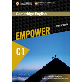 Cambridge English Empower C1 Advanced Student's Book (підручник) - фото книги