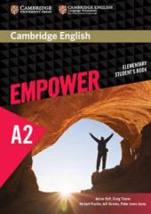 Cambridge English Empower Elementary Student's Book (підручник) - фото обкладинки книги