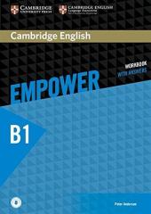 Cambridge English Empower Pre-intermediate Workbook+Answers+Audio (робочий зошит) - фото обкладинки книги