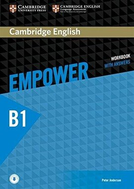 Cambridge English Empower Pre-intermediate Workbook+Answers+Audio (робочий зошит) - фото книги