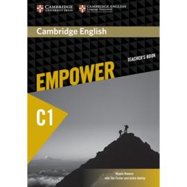 Cambridge English Empower С1 Advanced Teacher's Book (книга вчителя) - фото книги