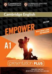 Cambridge English Empower Starter Presentation Plus (with Student's Book and Workbook) - фото обкладинки книги