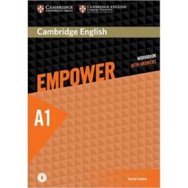 Cambridge English Empower Starter Workbook with Answers + Online Audio (робочий зошит) - фото книги