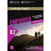 Cambridge English Empower Upper-Intermediate Student's Book+Workbook (підручник+робочий зошит) - фото обкладинки книги