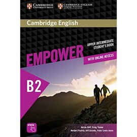 Cambridge English Empower Upper-Intermediate Student's Book+Workbook (підручник+робочий зошит) - фото книги