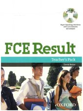 Cambridge English: FCE Result. Teacher's Book with DVD. Assessment and Dictionaries Booklets - фото обкладинки книги