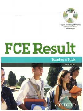 Cambridge English: FCE Result. Teacher's Book with DVD. Assessment and Dictionaries Booklets - фото книги
