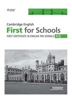 Аудіодиск Cambridge English First for Schools Student's Book