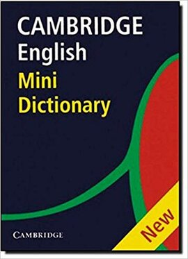 Cambridge English Mini Dictionary - фото книги
