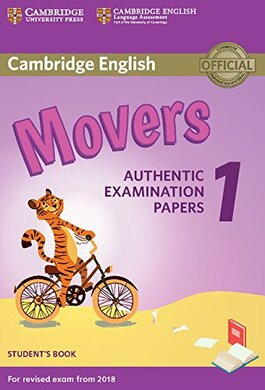 Cambridge English Movers 1 for Revised Exam from 2018 Student's Book (підручник) - фото книги