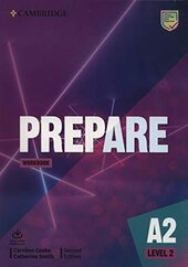 Cambridge English Prepare! 2nd Edition. Level 2. Workbook with Downloadable Audio - фото обкладинки книги