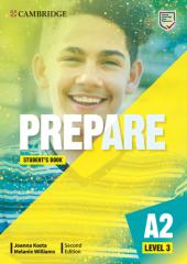Cambridge English Prepare! 2nd Edition. Level 3. Student's Book including Companion for Ukraine - фото обкладинки книги