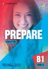 Cambridge English Prepare! 2nd Edition. Level 5. Student's Book including Companion for Ukraine - фото обкладинки книги