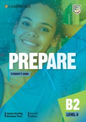 Cambridge English Prepare! 2nd Edition. Level 6. Student's Book including Companion for Ukraine - фото обкладинки книги