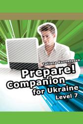 Cambridge English Prepare! Level 7 Companion for Ukraine (буклет) - фото обкладинки книги