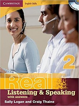 Cambridge English Skills Real Listening and Speaking 2 with Answers and Audio CD - фото книги