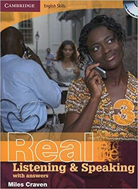 Cambridge English Skills Real Listening and Speaking 3 with Answers and Audio CD - фото книги